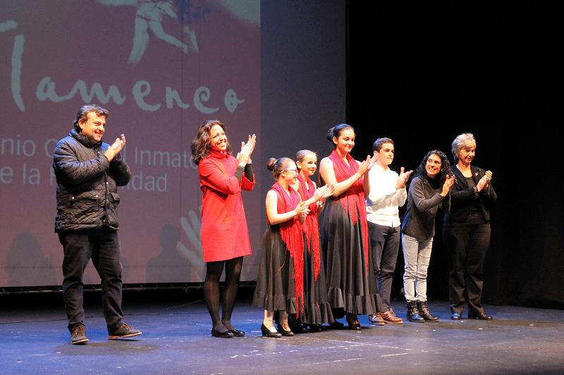 La Escuela de Música y Danza conmemora el Día del Flamenco con dos sesiones para los colegios de la localidad