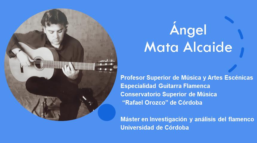 Ángel Mata Alcaide