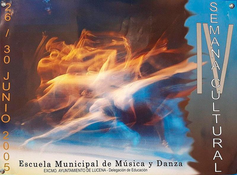 IV Semana Cultural de la Escuela Municipal de Música y Danza