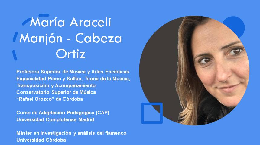 M ARACELI MANJÓN-CABEZA